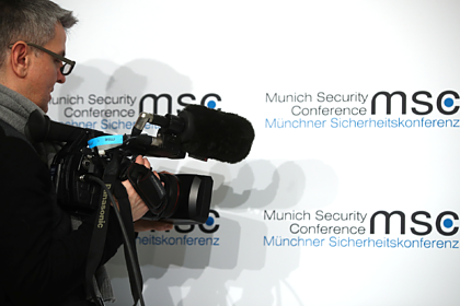 План по Украине исчез с официального сайта Мюнхенской конференции