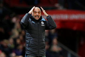 Главный тренер «Манчестер Сити» Хосеп Гвардиола