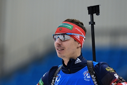 Российского биатлониста Устюгова лишили золота Олимпиады в Сочи