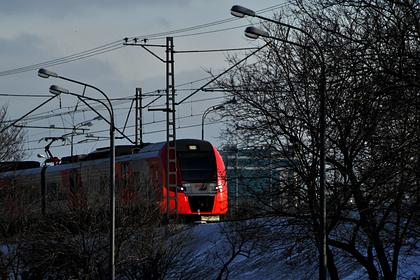 В российском поезде погиб машинист
