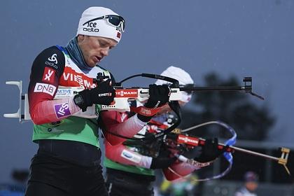 Норвежские биатлонисты посчитали Логинова недостойным золота чемпионата мира