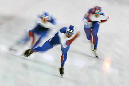 Российские конькобежцы выиграли ЧМ и установили мировые рекорды