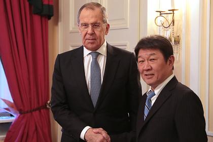 Япония заявила о смене этапа переговоров с Россией по Курилам