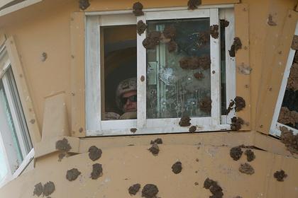 В Багдаде обстреляли базу американской коалиции