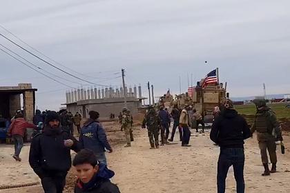 Российский генерал рассказал о конфликте с участием американских солдат в Сирии