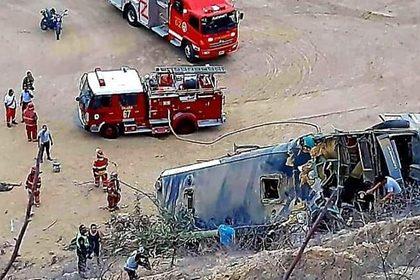 Восемь футбольных болельщиков погибли в ДТП
