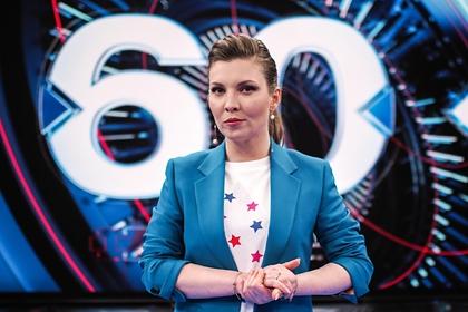 Скабеева заметила спародировавшего себя в будущем Зеленского