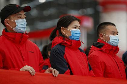 В Китае начали производить первое лекарство от коронавируса