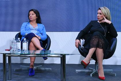 Захарова и Симоньян отреагировали на слова Смирнова о «бесплатных проститутках»
