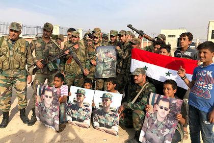 Сирийская армия впервые с 2012 года полностью взяла под контроль Алеппо