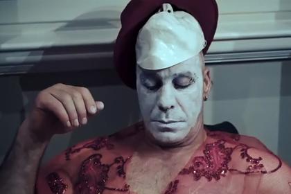 Солист Rammstein назвал новую группу русским матерным словом и снялся в порно