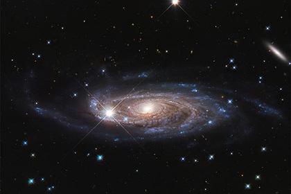 Обнаружен загадочный объект в центре Млечного Пути