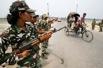 Индийским женщинам разрешили командовать армией