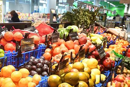 В России подорожали овощи из-за коронавируса