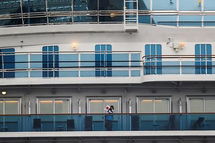 Россиянка заразилась смертельным вирусом на круизом лайнере в Японии