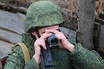 Кремль оценил инициативу Киева о совместном патрулировании Донбасса