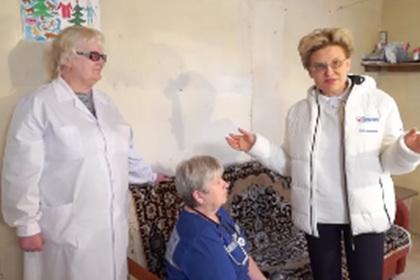 Сюжет Малышевой о российских врачах заставил зрителей расплакаться