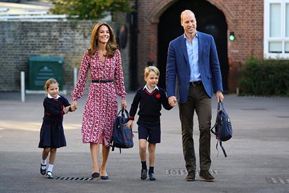 Кейт Миддлтон почувствовала вину перед детьми