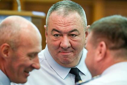 Начальник московской полиции Сергей Плахих подал в отставку