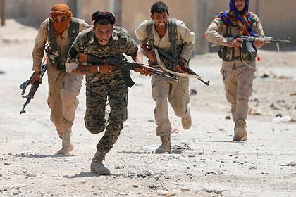 Курдов уличили в поддержке Асада в Сирии