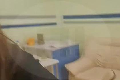 Сбежавшая из карантина по коронавирусу россиянка показала свою палату