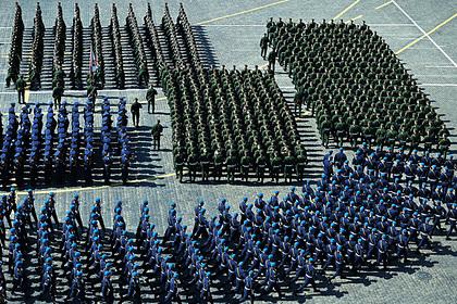 Сербские военные примут участие в параде Победы в Москве