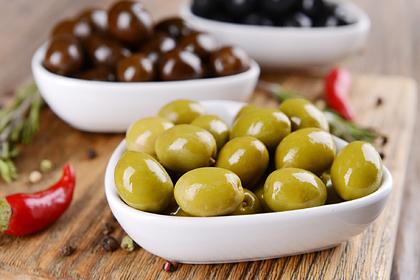 Названы лучшие оливки