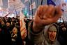 Массовые протесты белорусской оппозиции
