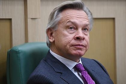 В Москве оценили заявление Украины об угрозе войны между Россией и Белоруссией