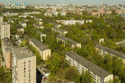 Советское жилье в Москве стало дефицитом