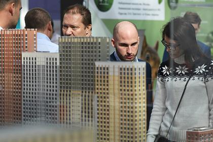 В Москве обвалились продажи готовых квартир