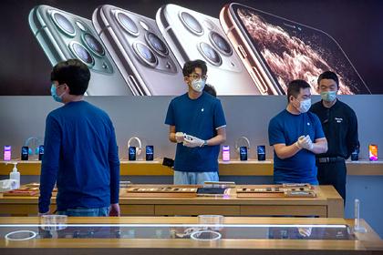 Коронавирус ударил по Apple