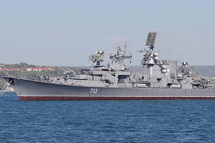 Россия утилизирует «Керчь»