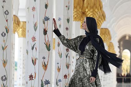 В хиджабе дочери Трампа углядели неуважение к женщинам