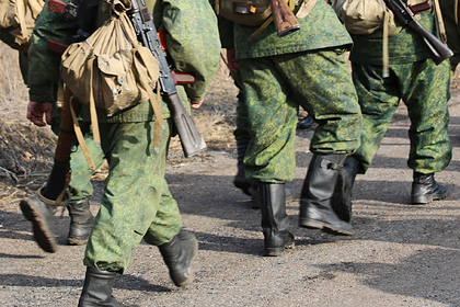 Российский военнослужащий покончил с собой во время службы