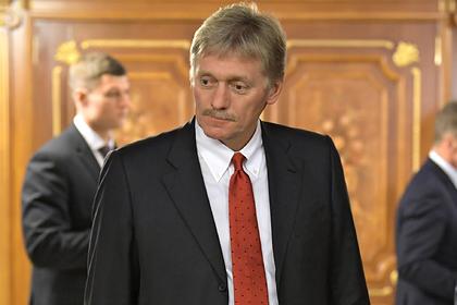 Кремль отреагировал на обстрелы в Донбассе