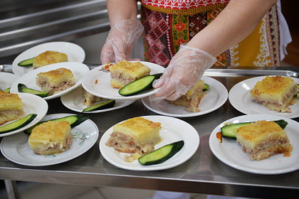 ВЦИОМ рассказал об удовлетворительном отношении москвичей к школьному питанию