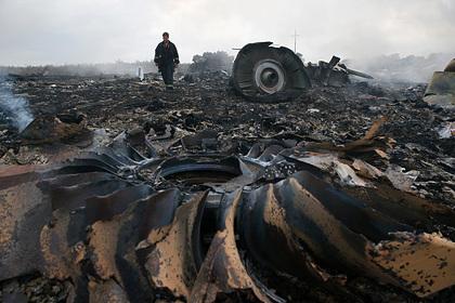 Кремль оценил данные голландской разведки по делу о крушении MH17