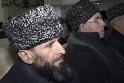 Дагестанские чеченцы объявили о национальном митинге