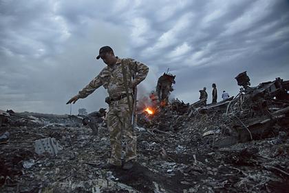 Прокуратура Нидерландов ответила на данные о «Буках» в районе крушения MH17
