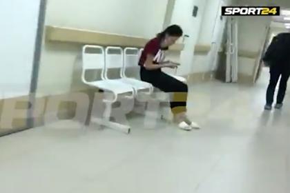 Олимпийская чемпионка Сотникова попала в больницу