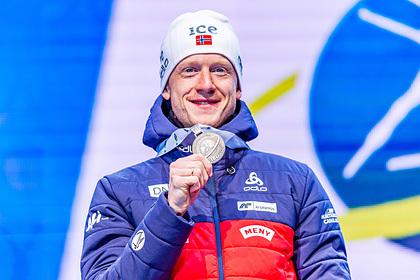 Олимпийский чемпион из Норвегии извинился за нападки на Логинова