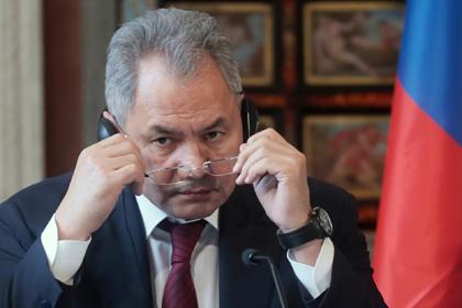 Шойгу напомнил о невыполнении США обещаний по Ракке