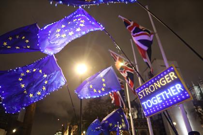 Недовольные Brexit захотели отдельное гражданство ради ЕС