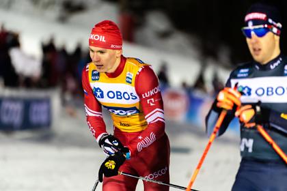 Большунов проиграл и обвинил норвежцев в нечестной игре