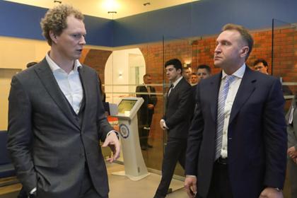 Игорь Шувалов и Даниил Егоров обсудили цифровые проекты ФНС