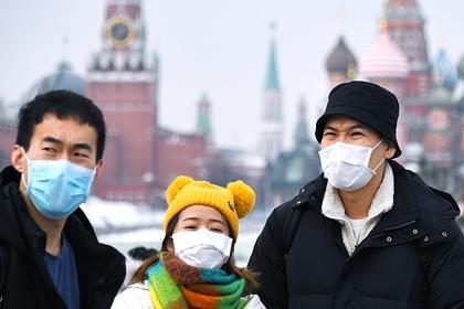 В правительстве уточнили запрет на въезд китайцев в Россию