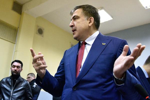 В США сочли риторику Саакашвили в адрес Путина причиной войны с Грузие