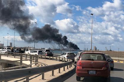 Переговоры ООН по Ливии остановились из-за обстрела Триполи
