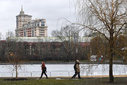 Названа причина аномальной зимы в России